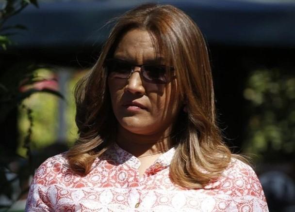 Patricia Marroquín de Morales, primera dama de Guatemala. Foto EFE/D1