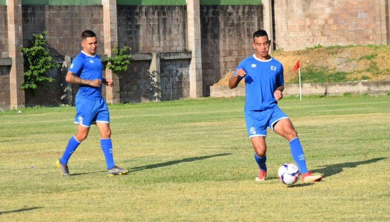El Salvador-Jamaica, cara a cara por estar en la Copa Oro