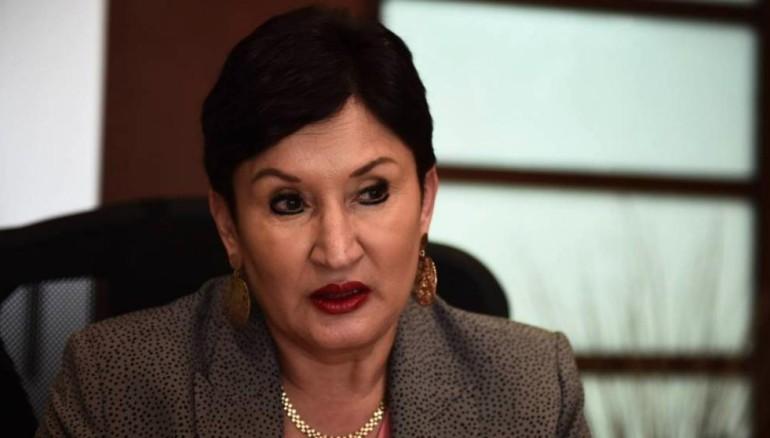 El Tribunal de Guatemala ordena arrestar a una candidata presidencial