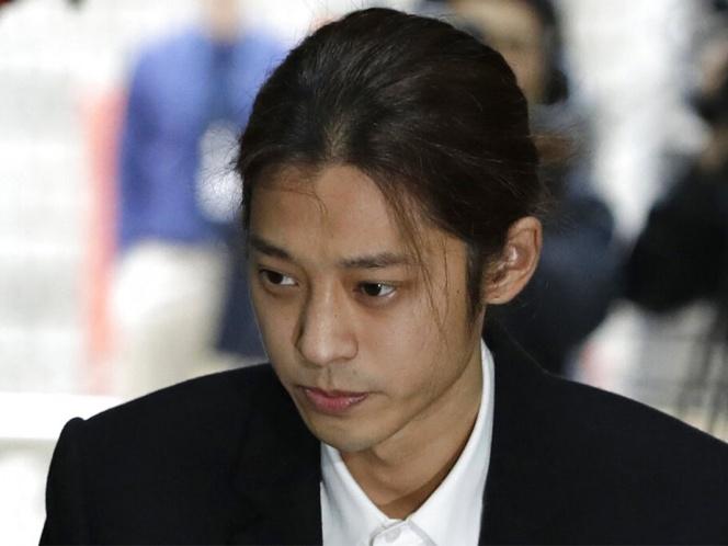 Jung Joon-young. Foto tomada del periódico EXCELSIOR.