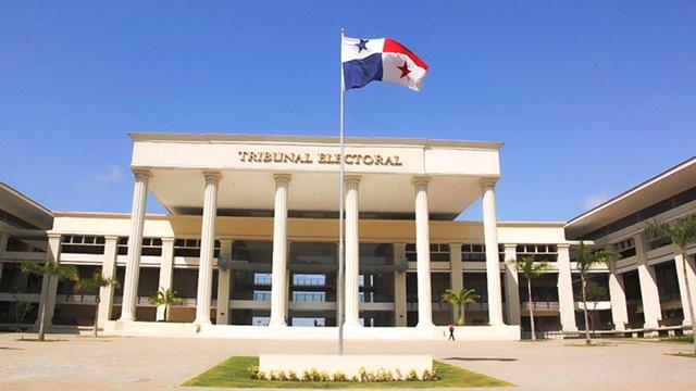 Tribunal electoral de Panamá.
