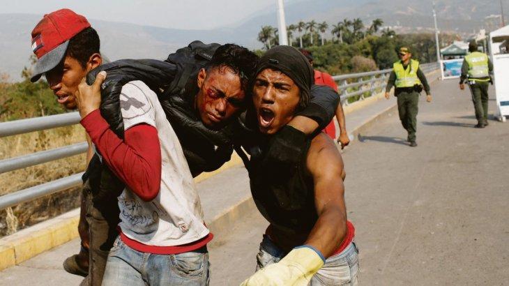 ONU condena exceso de la fuerza contra manifestantes venezolanos