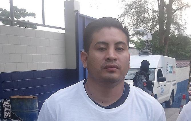 Imagen de Armando Francisco Flores, acusado de disparar contra el agente policial.