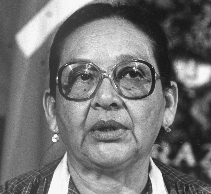 Mélida Anaya Montes