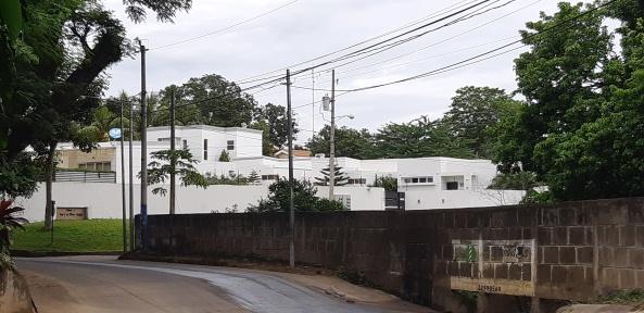 Casa particular en Santo Domingo, Managua.