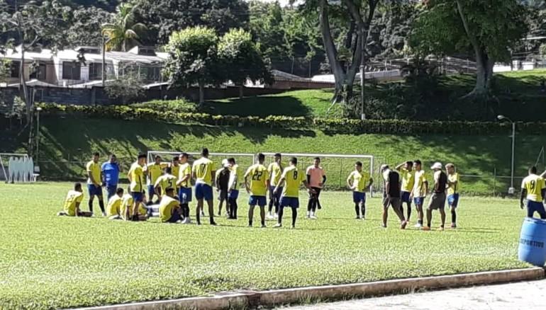 Alianza se prepara para enfrentar a Jocoro para el partido ...