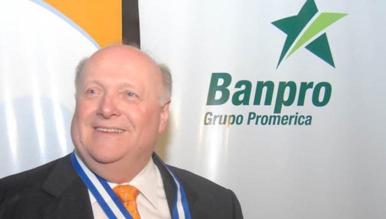 Ramiro Ortiz, presidente del Grupo Promerica.