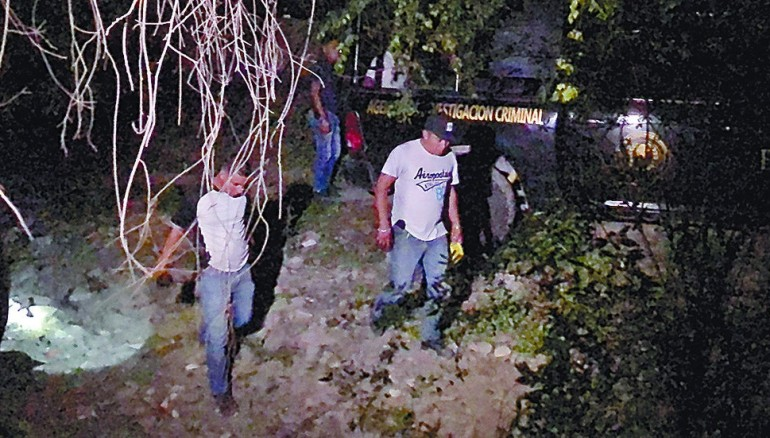Política: FGE de Coahuila investiga homicidio de migrante hondureño
