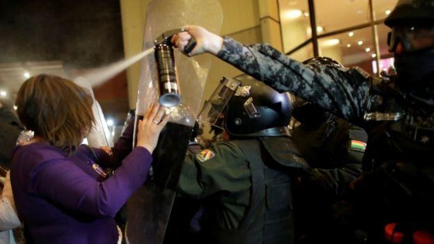 Bolivia pierde elecciones evo