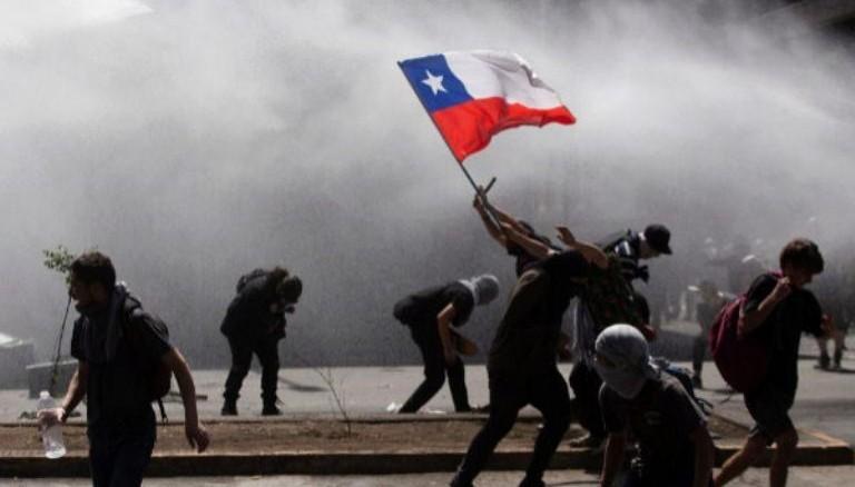 Chile protestas 475d