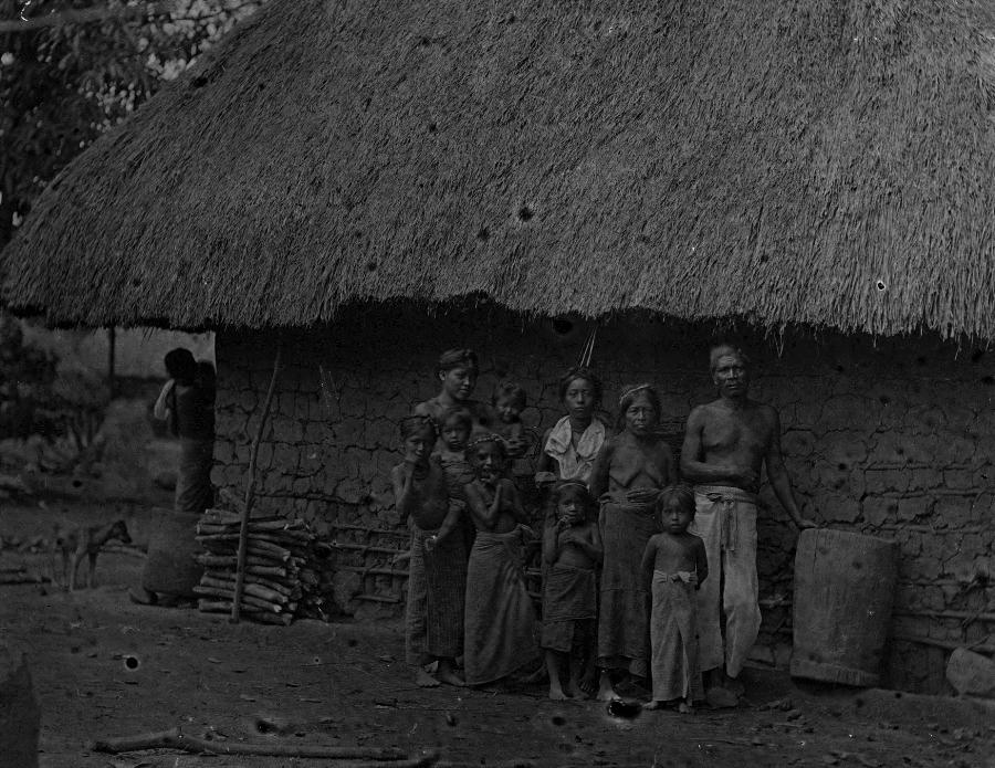 Foto por Carl Hartman COLECCION MUSEO DE LA PALABRA Y LA IMAGEN