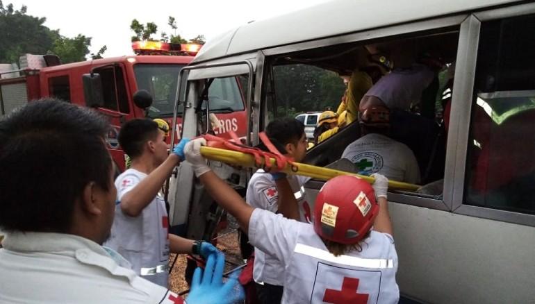 Imagen de Cruz Roja Salvadoreña