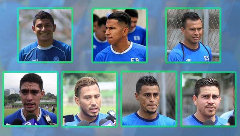 Roberto Domínguez, Denis Pineda, Jorge Morán, Raúl Renderos, Juan Barahona, Darwin Cerén y Fito Zelaya son los siete jugadores multados con $2,000 por actos de indisciplina.