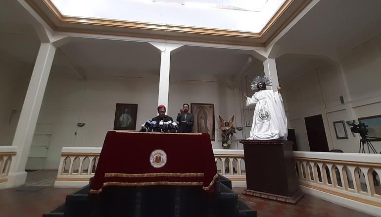 Foto Arzobispado de San Salvador