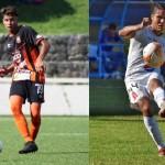 Josué Daniel Arévalo, de Águila, y Emerson Mauricio, de Alianza, ya están en Argentina.