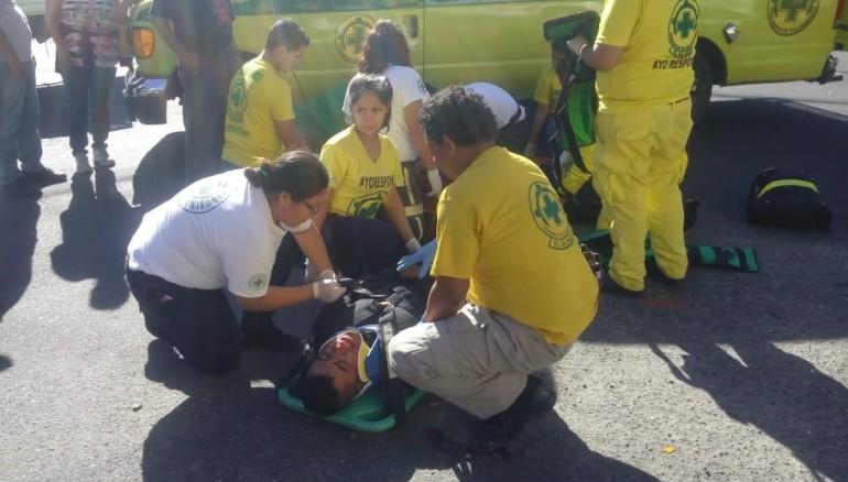 Foto de Comandos de Salvamento