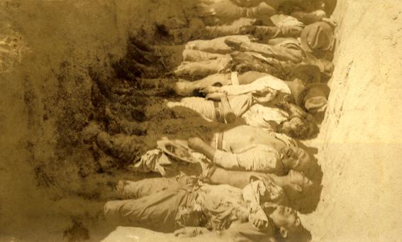 muertos 1932