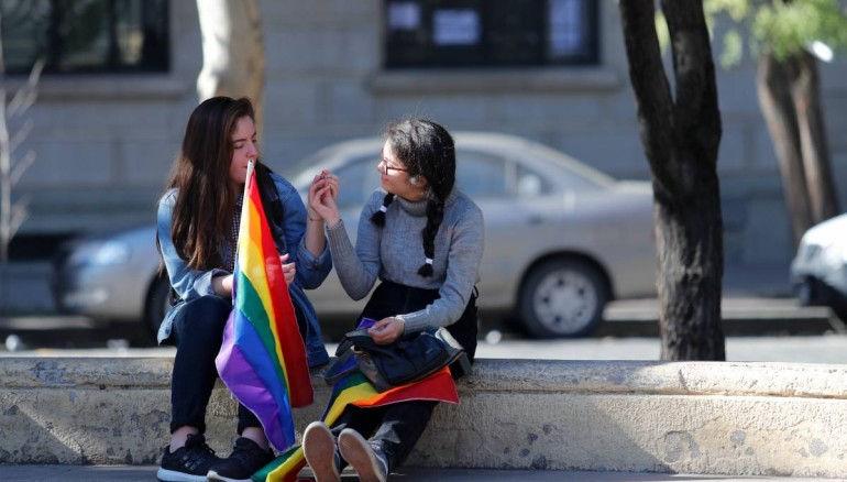 Chile cambio de sexo