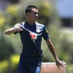 El centrocampista brasileño Reinier. /EFE