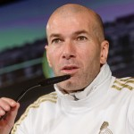 Zinedine Zidane. /Foto EFE.