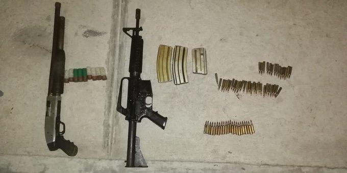 Fusiles 455s12
