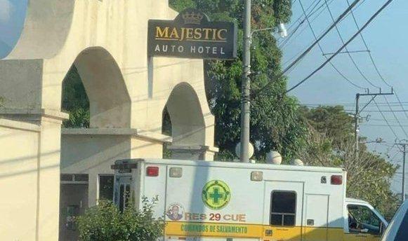 Majestic motel 45s52d4s