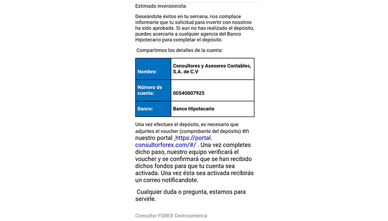Consultor forex portal