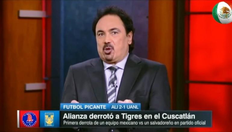Hugo Sánchez. /Captura de pantalla.