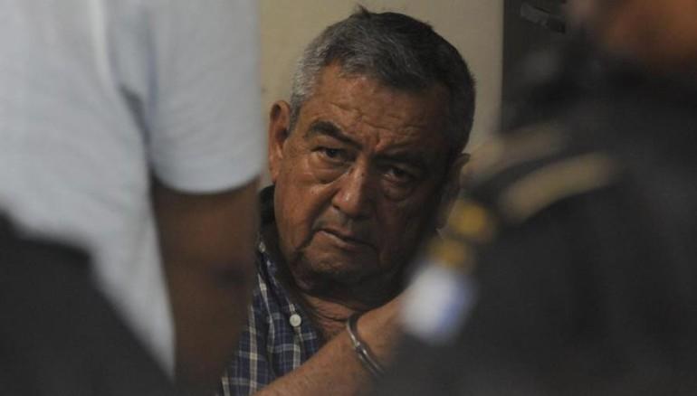Narco guatemalteco de 80 años es condenado a 23 años de cárcel