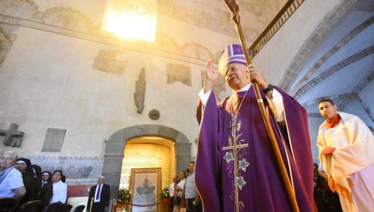 Obispo Ramón Castro