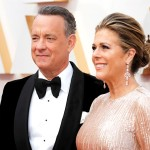 Tom Hanks y Rita Wilson. / FOTO: EFE