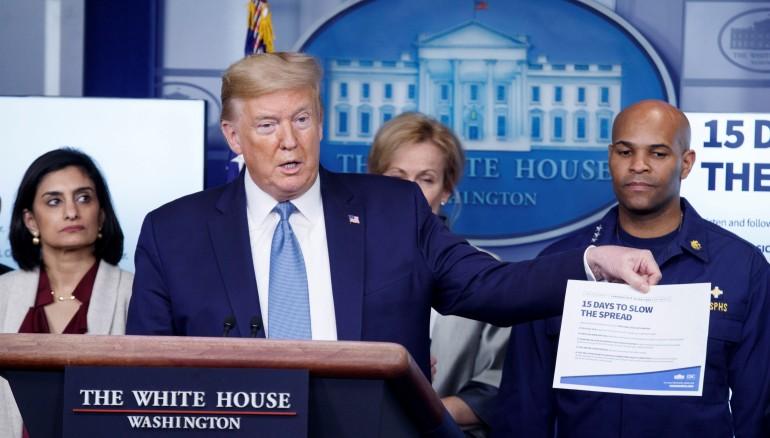Donald J. Trump. /Foto EFE
