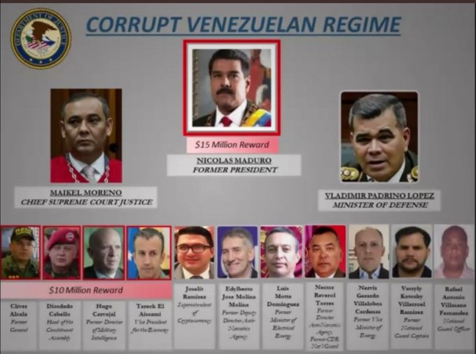 Venezuela 44s45s