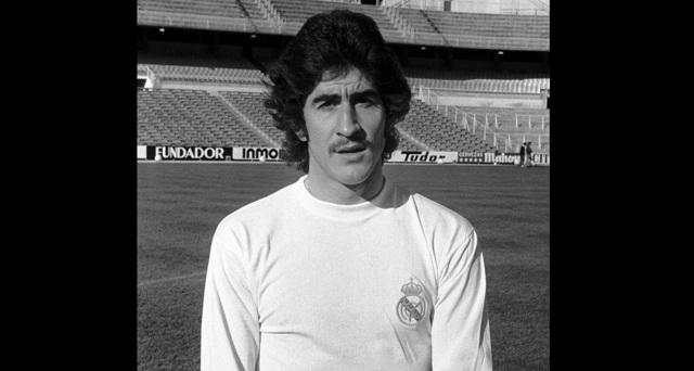 Gregorio Benito, histórico central del Real Madrid. /EFE