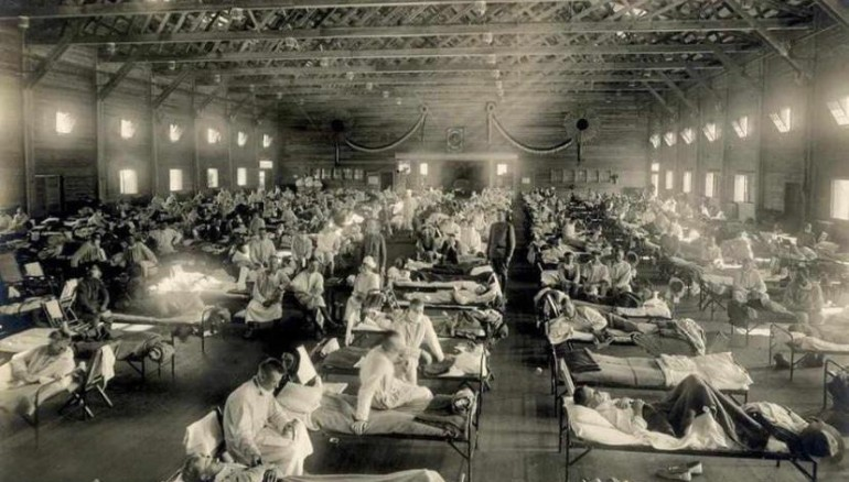 Gripe Española 1