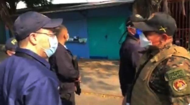 Bukele ordena cerco sanitario de sitio turístico por violación de cuarentena