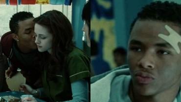 """Gregory Tyree Boyce, actor de la saga """"Crepúsculo""""."""