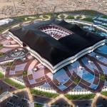 Catar se encuentra construyendo estadios  de lujo para recibir a los aficionados de todo el mundo.