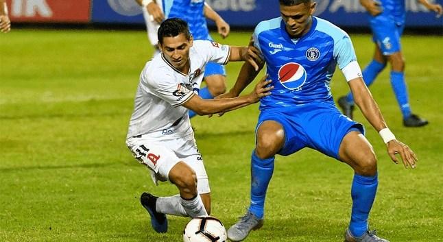 Alianza alcanzó las semifinales en la Liga Concacaf 2019, siendo eliminado por el Motagua. /Foto La República