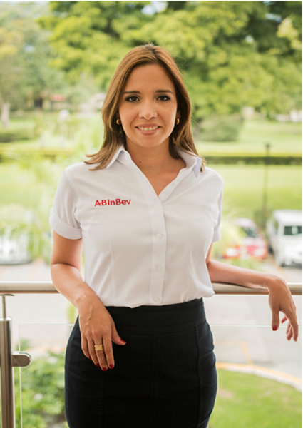 Paola Bondy, Presidenta de La Constancia y Cervecería Hondureña.