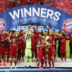 El próximo objetivo es la Supercopa alemana. /EFE