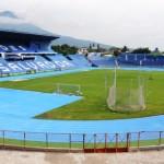 """El estadio """"Mágico"""" González, propiedad del INDES, podría ser uno de los remodelados. /Foto Ministerio de Turismo"""