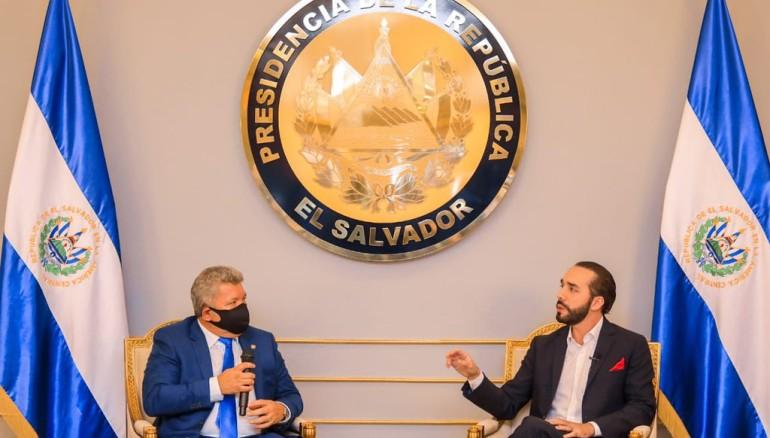 Foto Casa Presidencial