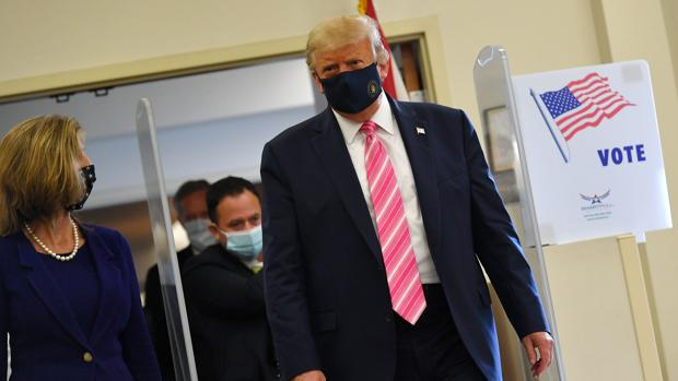 Trump votará el sábado en Florida, informa Casa Blanca