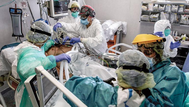 Familia muere por coronavirus luego que mujer ocultara contagio