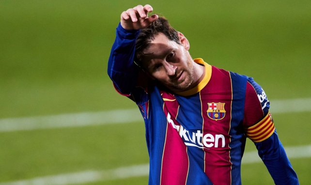 Leo Messi es el gran ausente en el primer partido de la Supercopa. /EFE
