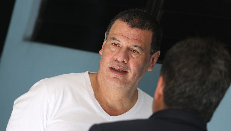Reynaldo Vásquez también fue sancionado de por vida por la FIFA. /Foto archivo D1