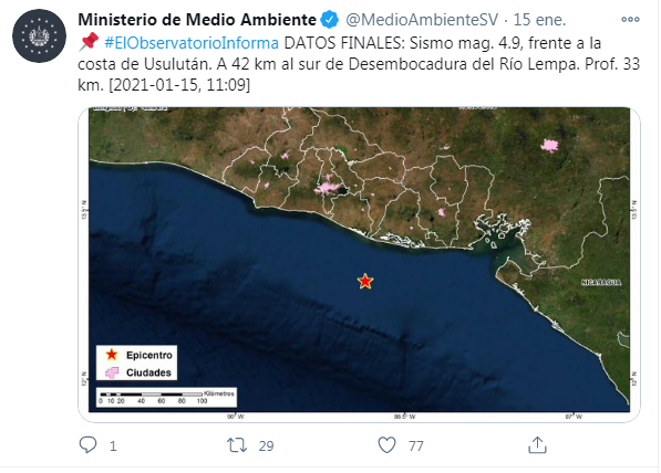 datos sismo