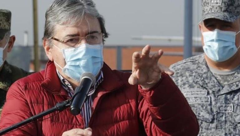 Carlos Holmes Trujillo. Foto: EFE.
