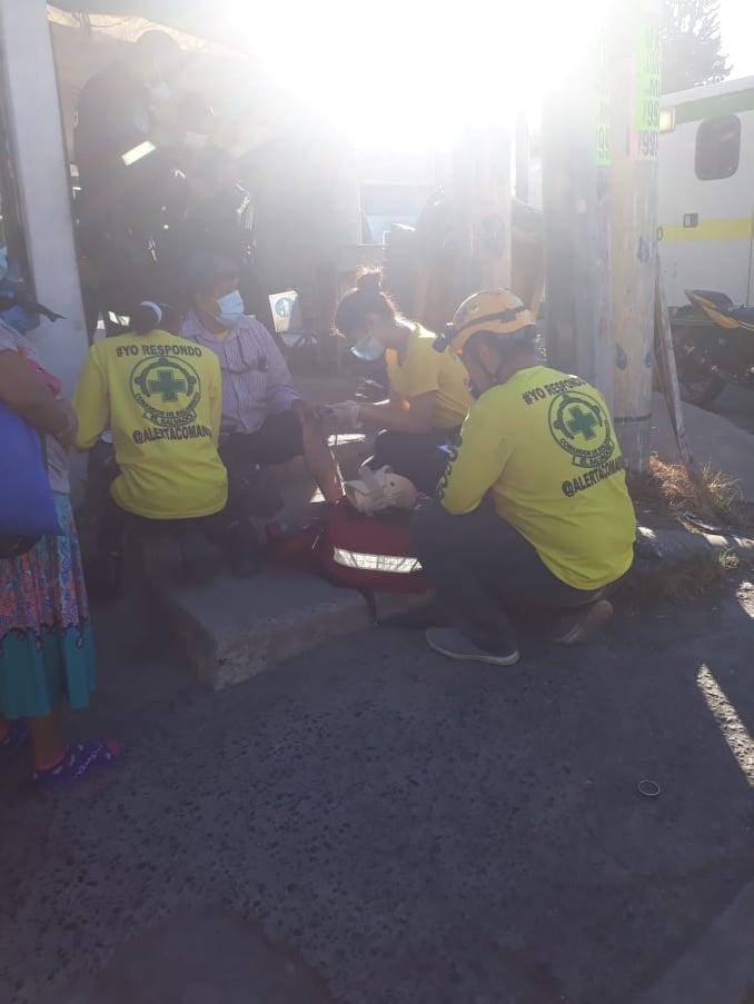 Fotos: Comandos de Salvamento